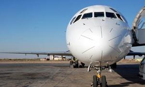 أجنحة الشام تسير رحلتين أسبوعيا إلى مطار النجف