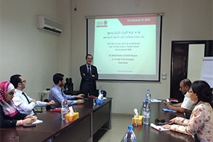 بنك الشام ينفذ ورشة تدريبية بعنوان خدمات التجارة الخارجية