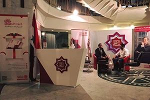 بنك الشام يرعى معرض سيريامود لصناعة الألبسة والجلديات ..اللحام: دعمنا للصناعيين و المصدرين لن يتوقف