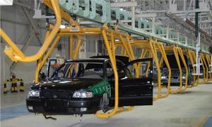 تصنيع سيارة