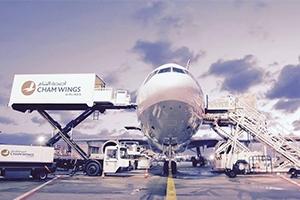 أجنحة الشام للطيران تطلق خدمة شحن البضائع والمنتجات السورية لـ5 دول عربية