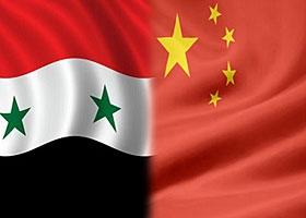 4 آلاف طن مواد غذائية صينية إلى سورية قريباً