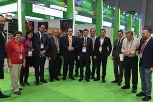بمشاركة وزير الاقتصاد :افتتاح المعرض الدولي الاول للاستيراد في شنغهاي بمشاركة 21 شركة سورية