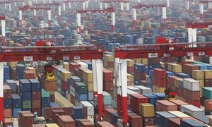 ارتفاع حجم التبادل التجاري بين لبنان والصين 15% خلال العام 2012