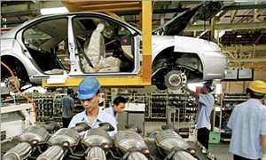 الصين تسجل 213.8 مليار دولار فائضا بميزان المعاملات الجارية في 2012