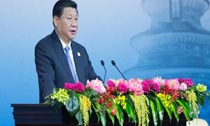 الرئيس الصيني: اقتصادنا مستقر والاستثمارات الصينية بالخارج ستتجاوز 1.25 تريليون دولار في العقد المقبل