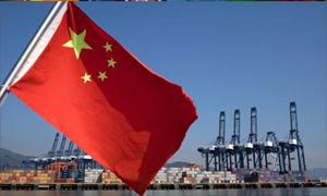 العجز التجاري للصين في الخدمات يرتفع الى 22.8 مليار دولار في اغسطس