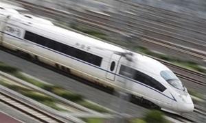 الصين تبدأ تشغيل قطار