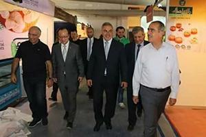 1300 تاجر و رجل أعمال عربي وأجنبي يزورن معرض دمشق الدولي إبتداءً من يوم غداً