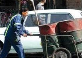 مليونا ليرة لتعيين عمال نظافة في بلديات القنيطرة