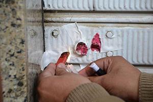 إغلاق 22 محلاً تجارياً بالشمع الأحمر في دمشق خلال يوم واحد