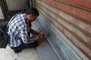 محافظة دمشق تغلق 820 محلا و71 مطعما مخالفاً لشروط الصحة والنظافة