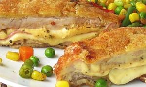 وجبة كوردن بلو بـ1700 بدلاً من 800 ليرة.مطاعم دمشق تتقاضى ضعف تسعيرة