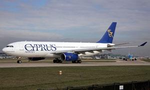 الخطوط الجوية القبرصية تغير توقيت رحلاتها الى بيروت بسبب التوتر حول سوريا