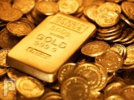 المعدن الأصفر يقفز عالمياً 1.2% لفترة وجيزة