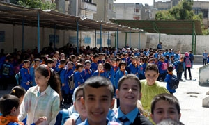 607 مدارس خارج الخدمة و5 ملايين طالب يلتحقون بـ22 ألف مدرسة اليوم