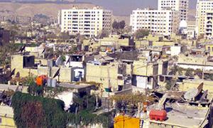 محافظة دمشق: 220 مليون ليرة بدلات الإيجار المدفوعة للمواطنين للإخلاء من