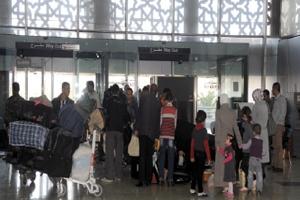 تحت نظر وزير النقل.. فساد و ابتزاز للمواطنين في المطارات السورية