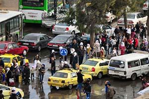 أربعة خطوط نقل جديدة في دمشق.. تعرفوا عليها؟