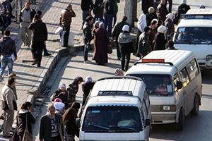 محافظة دمشق تطمّع السائقين: ضعف الأجرة لمن يصل لنهاية خطه!