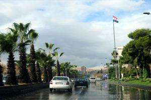سوريا..منخفض جديد ابتداءَ من يوم الإثنين القادم