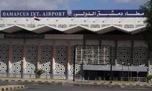 وزير النقل السورى: تعرض طائرة عراقية للقصف فى مطار دمشق مبالغ فيه