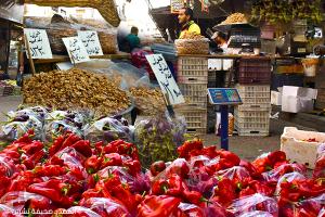 حرائق الأسبوع الماضي تشعل أسعار الخضار والفواكه في دمشق.. والإنخفاض غير وارد حالياً