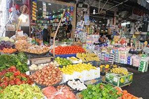 إرتفاع ملحوظ في أسعار الخضار والفواكه في دمشق وكيلو السكر يقفز إلى 475 ليرة.. لهذه الأسباب؟