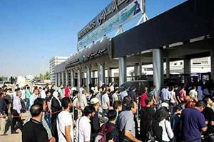 أكثر من350 ألف زائر دخلوا معرض دمشق الدولي في اليوم الثاني..و الإقبال الكثيف يسبب الاختناقات المرورية على الطريق المطار