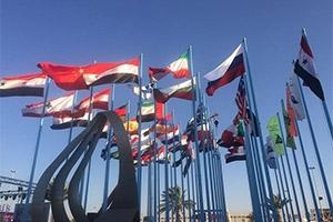 الشركات الروسية تواصل مشاركتها في معرض دمشق الدولي