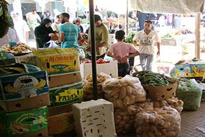 هكذا ارتفعت الأسعار في درعا بعد فتح معبر نصيب