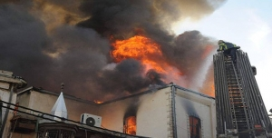 5 مليارات ليرة أضرار حريق سوق العصرونية.. وغرفة التجارة تحدث صندوقاً للمساعدة تفتتحه بـ10 ملايين