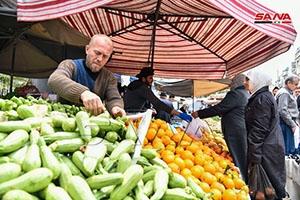 إرتفاع غير مسبوق في أسواق دمشق..تعرفوا على آخر الاسعار!!