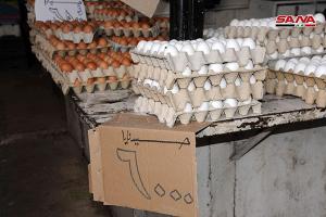 أسواق دمشق تُسجل إنخفاضاً في الأسعار..البطاطا بيعت بـ900 و صحن البيض بـ6000 ل.س