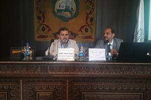 خياط  : قطاع الاعمال في سورية مازال يعمل بعقلية ( الحجي )