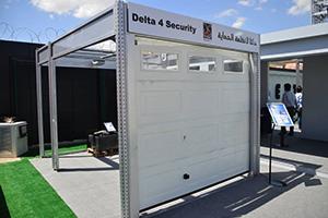 ''الفيلم الذكي'' تقنية حديثة تقدمها شركة ''دلتا'' لأنظمة الحماية ضمن معرض دمشق الدولي