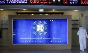ارتفاع بورصة السعودية ودبي وهبوط في الكويت ومصرمع إقبال على المخاطرة