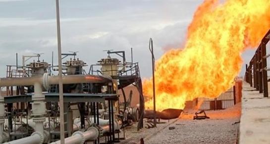وزارة النفط تعيد تشغيل معمل غاز دير الزور
