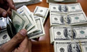 المركزي: ارتفاع الطلب على العملات الاجنبية لدى المصارف الى 11.3 مليون دولار و 82.50 ليرة دولار السوداء
