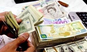 المركزي يحدد سعر الدولار مقابل الليرة بـ 43 .187 ليرة والحوالات بـ188.12