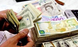 المركزي: الدولار بـ271.33 ليرة للمصارف و295.20 للحوالات الشخصية
