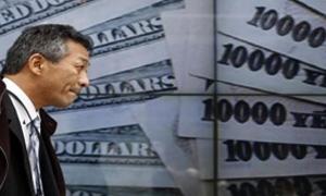 الدولار الامريكي يسجل مستوى مرتفعا جديدا في 7 سنوات امام العملة اليابانية قرب 115 ينا