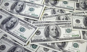 مؤشر الدولار عند أدنى مستوى في شهر