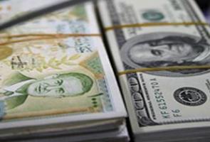 الليرة السورية ترتفع وتستعيد 35 بالمئة من قيمتها أمام الدولار الذي هبط بحوالي 200 ليرة