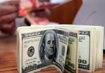 المركزي: 334 دولار الحوالات الشخصية و335.67 لمؤسسات الصرافة