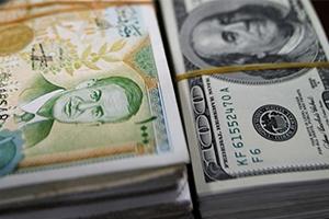 الدولار يتراجع للشهر الثاني على التوالي أمام الليرة السورية..مداد: الدولار كان سيبلغ أقل من 450 ليرة لكن؟