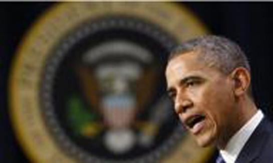 أوباما يأمل بالتوصل إلى اتفاق لخفض العجز قبل عيد الميلاد