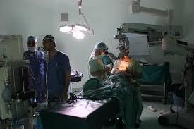 مديرة مشفى العيون : 7 عمليات زرع قرنية خلال أسبوع و85 ٪ من الخدمات الطبية مجانية