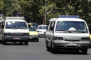 رفع تعرفة السرافيس مجدداً في دمشق