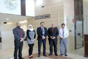 بنك الشام يعيد افتتاح فرعه في صحنايا بريف دمشق